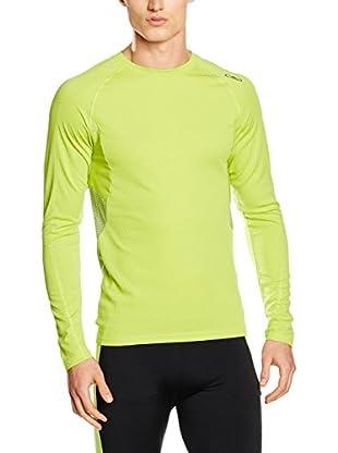 CMP Camiseta Técnica 3C36167 (Amarillo)