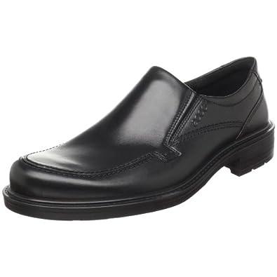 (直降)爱步ECCO Boston Slip-on 男士波士顿系列商务正装皮鞋棕色$94.97