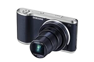 "Samsung Galaxy Camera 2 with Android Jelly Bean v4.3 OS, 16.3MP CMOS with 21x Optical  Zoom and 4.8"" Touch Screen LCD (WiFi & NFC - Black)"