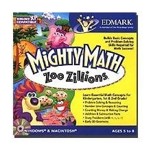 Mighty Math Zoo Zillions