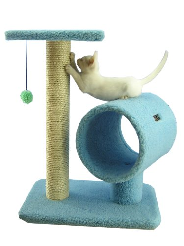 Armarkat Cat Tree Model B2501, Sky Blue