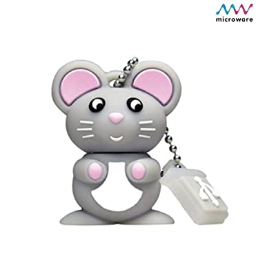 Microware 16GB Bunny Rate Mouse ShMicroware Designer