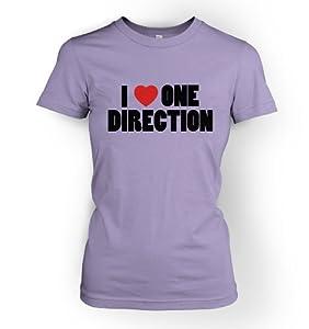 I Heart Tshirts - I Heart One Direction Women\'s T Shirt