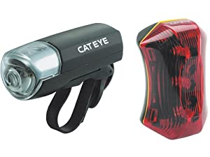 Cateye El120/Tl170 Light Set