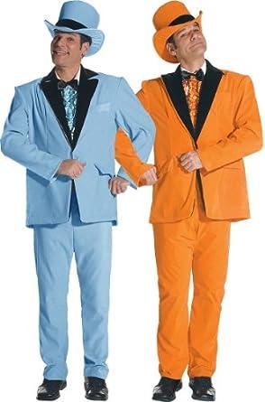 Dumb and Dumber Blue Tuxedo Costume
