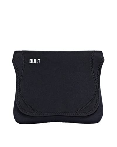 BUILT Apple iPad, iPad 2 or 10 e-Reader Neoprene Envelope, Black As You See