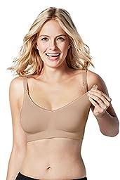 Bravado Body Silk Seamless Nursing Bra, butterscotch, xl