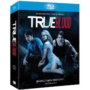True Blood Seasons One, Two & Three (1 to 3) Box Set  [Blu-ray] [Region Free]