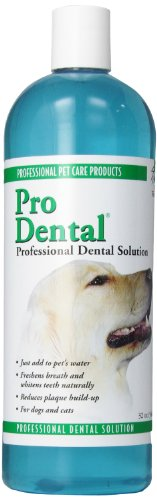 Top Performance Dog And Cat Prodental Solution, 32-Ounce