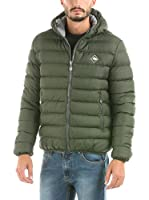 HOT BUTTERED Chaqueta Guateada Winterstyle (Verde)