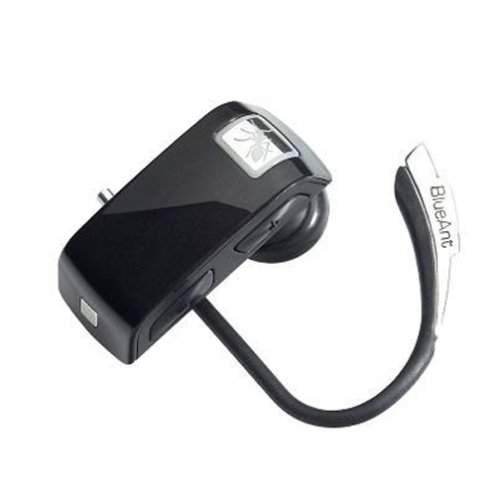 Blueant Z9I Bluetooth Headset (Black) [Retail Packaging]