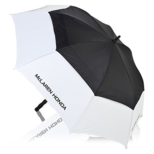 mclaren-honda-team-logo-golf-umbrella-black-white-lightweight-durable-accessory
