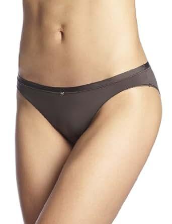 Calvin Klein underwear Damen Slip F3323E, Gr. 38, Braun (2BF)