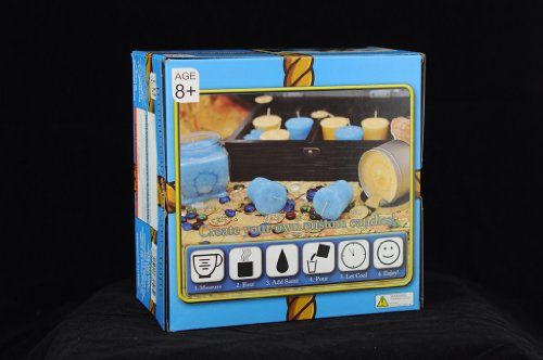 Candle Shop in a Box~ Pirate Beach Party