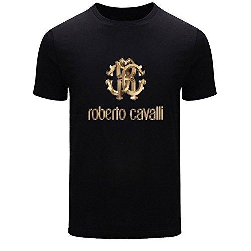 roberto-cavalli-logo-for-2016-mens-printed-short-sleeve-tops-t-shirts