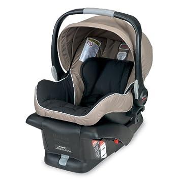 Britax B-Safe Infant Car Seat (Sandstone)