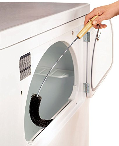 Clothes Dryer Lint Vent Trap Cleaner Brush (Clothes Dryer Lint compare prices)