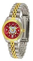U.S. Coast Guard Ladies Executive AnoChrome Watch