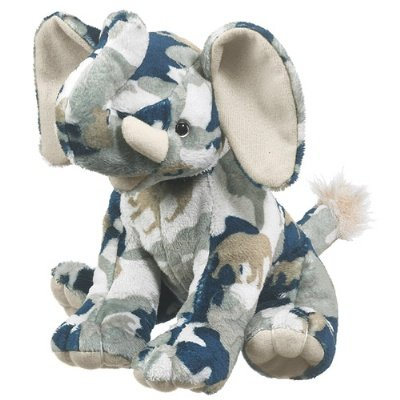 Zoo Camo Elephant (Blue) front-586507