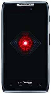 Motorola DROID RAZR 4G Android Phone, Black 16GB (Verizon Wireless)