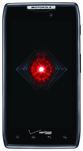 Motorola DROID RAZR 4G Android Phone, Black (Verizon Wireless)