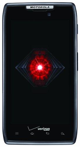 Motorola DROID RAZR, Black 16GB (Verizon Wireless)