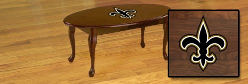 Saints Coffee Table New Orleans Saints Coffee Table