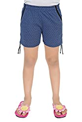Just4You's Girl's Cotton Printed Shorts Size 8