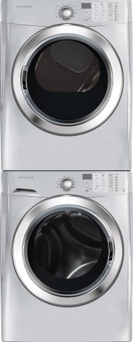 Frigidaire Pair Special-Ultra Stylish, Mega Capacity Laundry System With Ready Steam (Fffs5115Pa+Ffse5115Pa)
