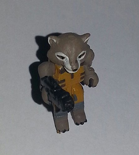 Guardians of the Galaxy Minimates - ROCKET RACCOON Mini Figure