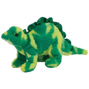 Ty Beanie Babies / Baby SPIKEY Stegosaurus Dinosaur 8'' Plush - Buy Ty Beanie Babies / Baby SPIKEY Stegosaurus Dinosaur 8'' Plush - Purchase Ty Beanie Babies / Baby SPIKEY Stegosaurus Dinosaur 8'' Plush (Ty, Toys & Games,Categories,Stuffed Animals & Toys,Animals)