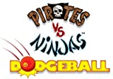 echange, troc Pirates vs ninjas : dodgeball