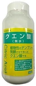 大洋製薬 食添クエン酸 500g