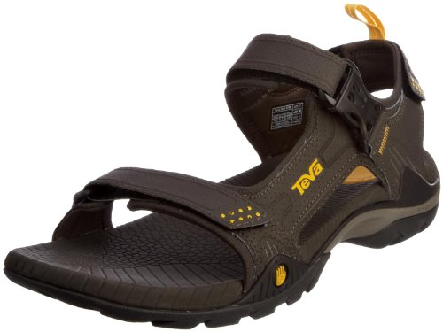 Teva Toachi Men's Sandal  Grey/raven 6 UK