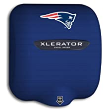 "XLERATOR XL-SI Automatic Surface-Mounted Hand Dryer with Custom Special Image Cover, 12-11/16"" Height x 11-3/4"" Width x 6-11/16"" Depth"
