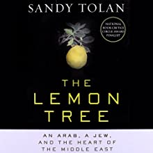 The Lemon Tree (       UNABRIDGED) by Sandy Tolan Narrated by Sandy Tolan