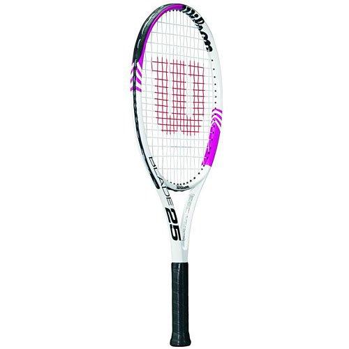 Junior Tennis Rackets: Buy Wilson Blade 25-Inch Strung ...