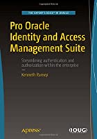 Pro Oracle Identity and Access Management Suite Front Cover