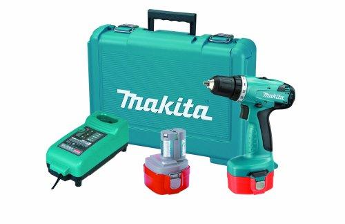 Makita 6281DWPE 14.4-Volt 3/8-Inch Ni-Cad Cordless Driver and Drill Kit