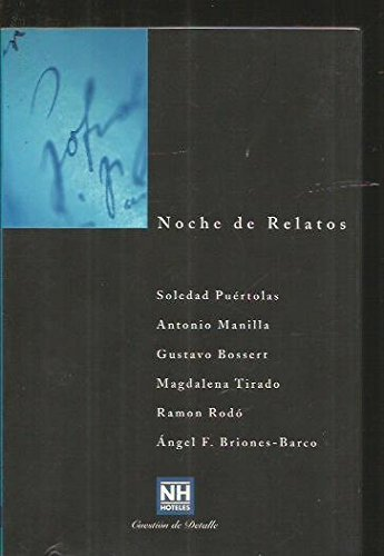 Noche de Relatos, 13 (Primavera 2001) (Nh Hoteles compare prices)