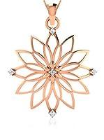 Diamant Vendome Conjunto de cadena y colgante DVP11467 Oro Rosa