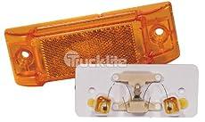Truck-Lite 21200Y Yellow Super 21 Rectangular Sealed Marker Light