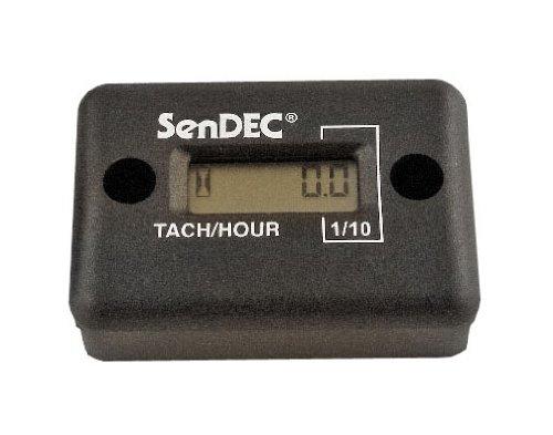 12 Volt Hour Meter : Shark pressure washer tachometer hour meter