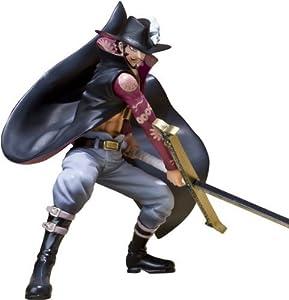 "Amazon.com: Bandai Tamashii Nations ""Dracule Mihawk"" One Piece - Figuarts Zero (Battle Version"