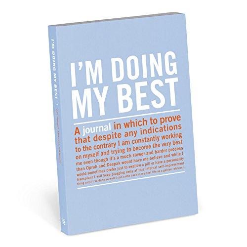 Mini Inner-Thruth Journal: I'm Doing My Best (Mini Inner Truth Journal Series)
