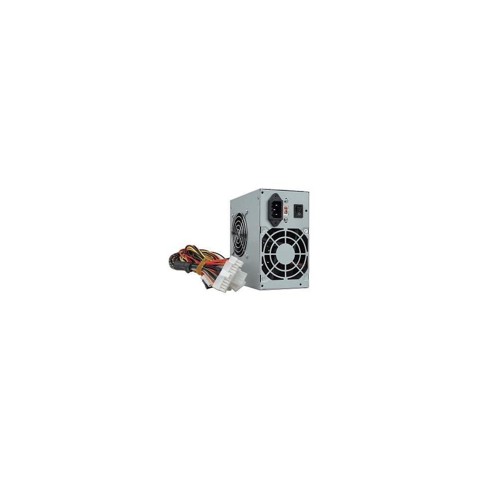 PowerKing 500W 20+4 pin Dual Fan ATX Power Supply w/SATA Electronics