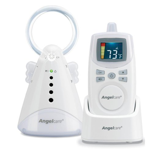 Review Of Angelcare Baby Sound Monitor, White