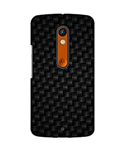PickPattern Back Cover for Motorola Moto X Play