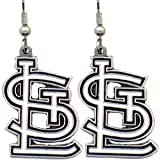 St. Louis Cardinals Dangle Earrings - MLB Baseball Fan Shop Sports Team Merchandise