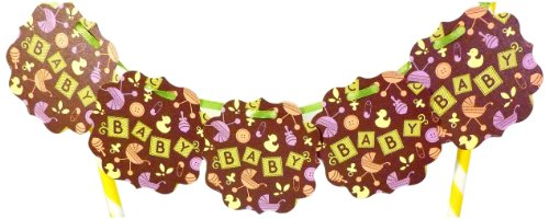 Bella Cupcake Couture Baby Blocks Itty Bitty Banner front-498006